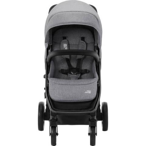 Прогулочная коляска Britax B-Agile R Elephant Grey/Black