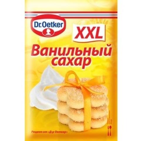 Сахар ванильный Dr.Oetker, 40гр