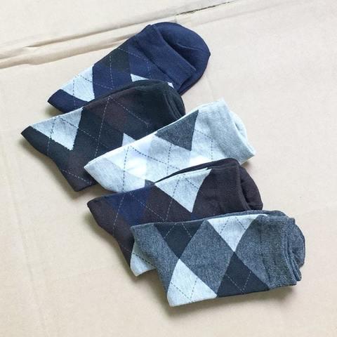 Мужские носки набор 5 штук Romeo Rossi 8051-0