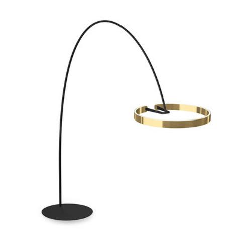 Напольный светильник копия Mito by Occio (золотой, H210)