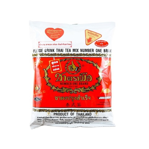 Тайский оранжевый чай ChaTraMue Brand Tea Mix, 200 гр