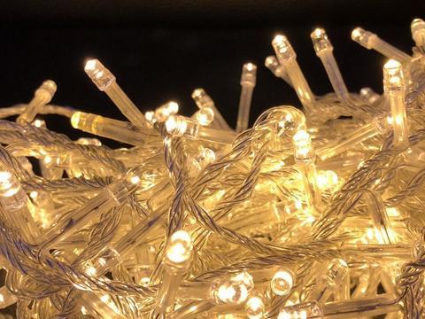 Дощ-гірлянда Бахрома 120 LED C 3 м. кольорова