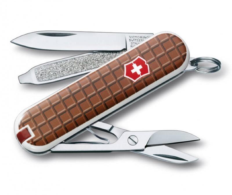 "Victorinox Classic ""The Chocolate"" (0.6223.842)"