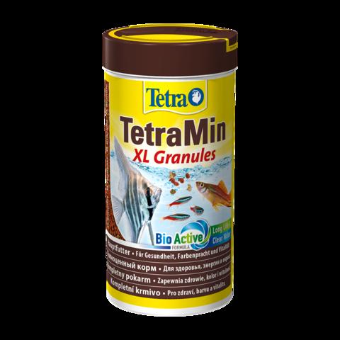 TetraMin XL Granules Сухой корм для крупных декоративных рыб крупные гранулы