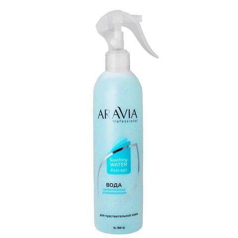 Вода косметическая успокаивающая, 300 мл, ARAVIA Professional