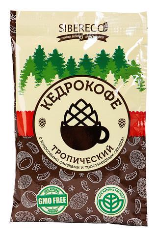 Кедрокофе Тропический, 25 гр. (СибирьЭко)