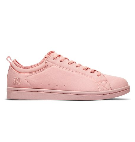 Кеды DC Shoes MAGNOLIA TX J SHOE ROS ROSE