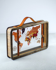 Копилки в виде чемодана, 39,5х25,5 см, Россия