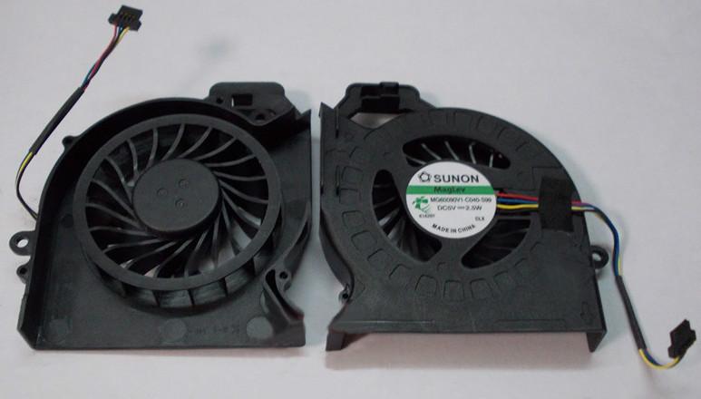 Вентилятор (кулер) для HP DV6-6000 DV7-6000