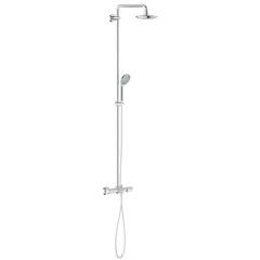Душевая система с термостатом и изливом на ванну Grohe  H27475000 фото
