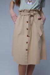 удлиненная юбка nadya