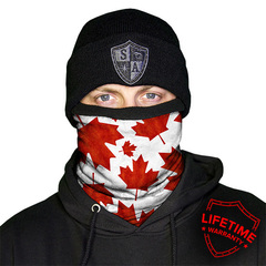 Шарф-труба SA Fleece Canada (с флагом)