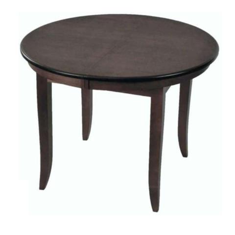 Стол обеденный Балет деревянный овальный палисандр