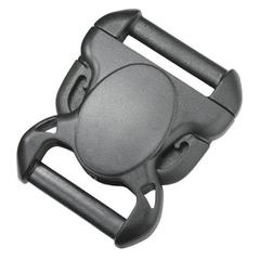 Фастекс Сплав 38 мм 1-11046/1-20046 (2 части) без регулировки черный
