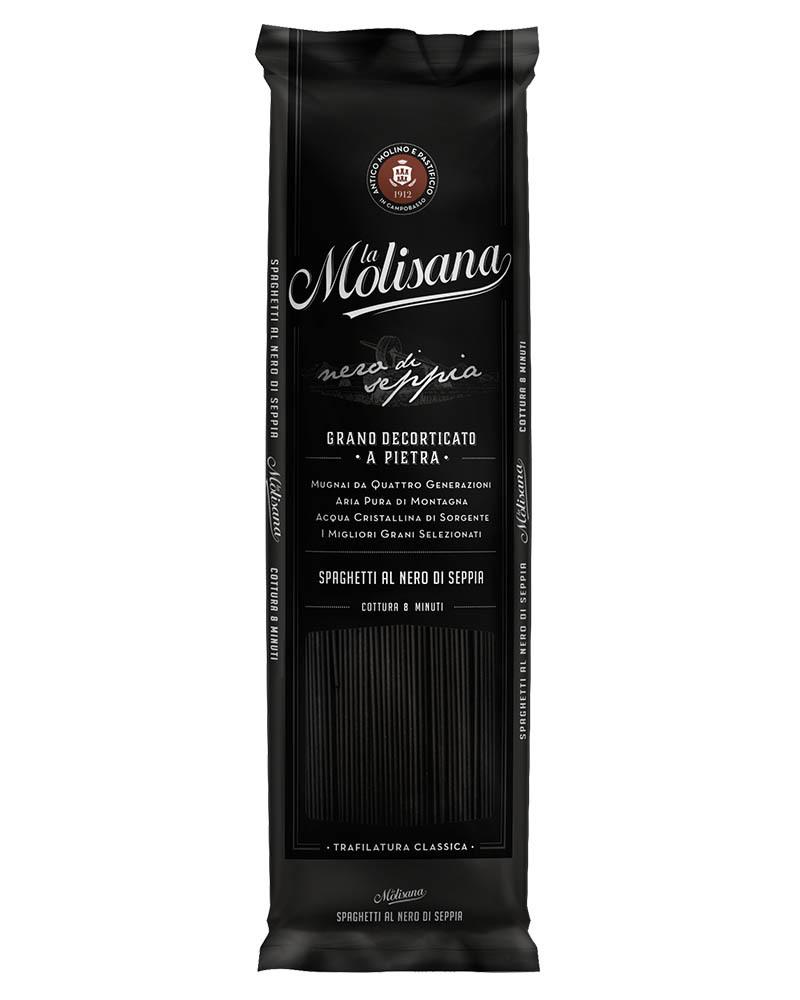 Макаронные изделия Спагетти с чернилами каракатицы La Molisana 500гр