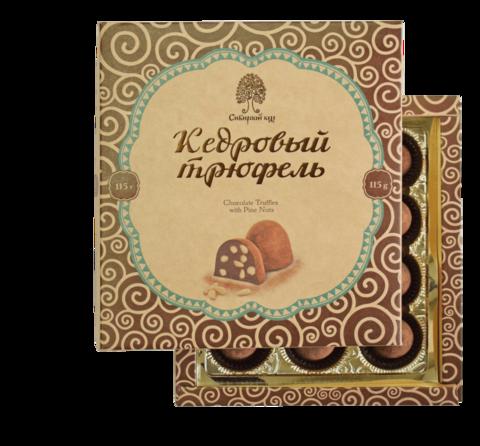 Кедровый трюфель, 115 г