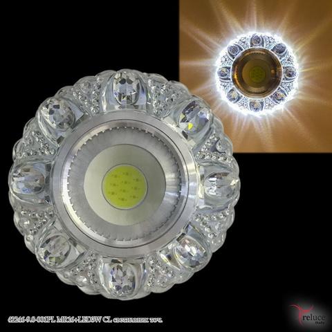 42246-9.0-001PL MR16+LED3W CL светильник точ.