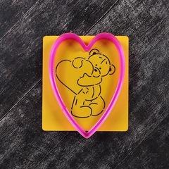 Мишка №21 в сердце