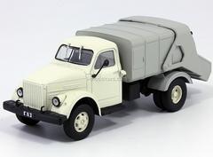GAZ-51A 93M Garbage Disposal truck 1:43 DeAgostini Service Vehicle #54