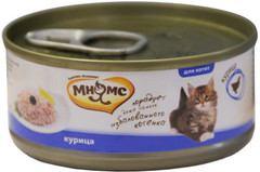 Мнямс консервы для котят Курица в нежном желе