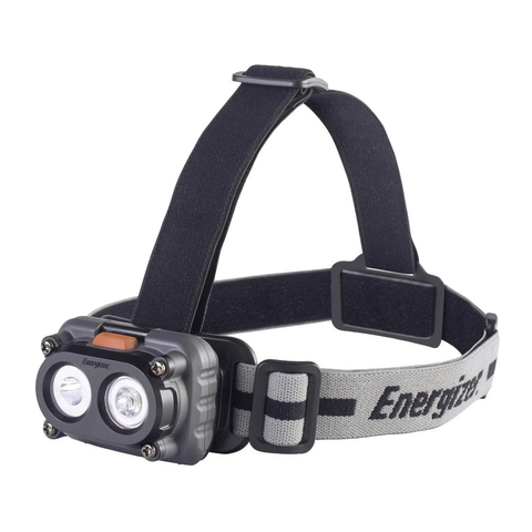 Фонарь светодиодный налобный Energizer Hard Case Magnet HL, 250 лм, 3-AAA