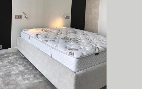 Кровать без изголовья  Сонум Scandinavia с основанием