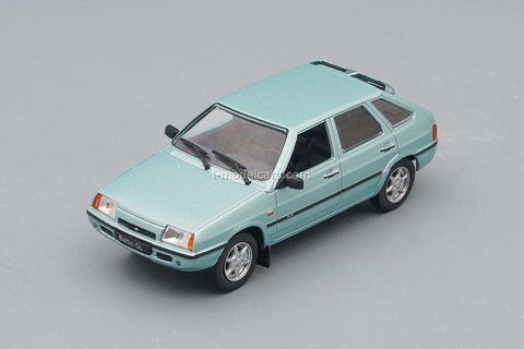 Lada Samara Baltic GL (VAZ-21093) 1996 1:43 DeAgostini Auto Legends USSR #278