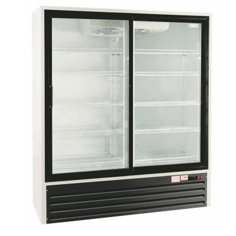 Шкаф холодильный OPTILINE COUPE 14V ( 1675х655х1980мм, 9,5кВт/сут)  °С-6° ... +6°  Купе