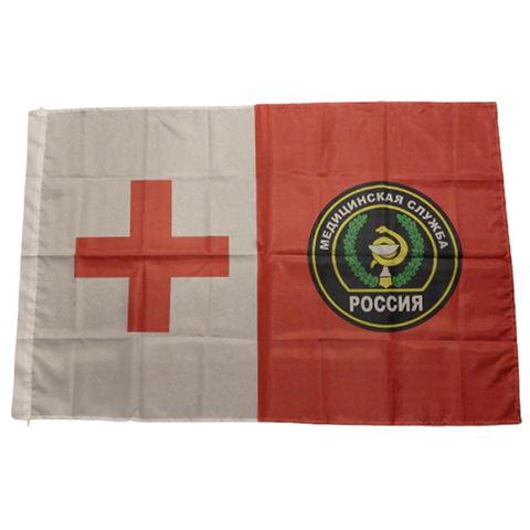Флаг Медицинские войска 90*135