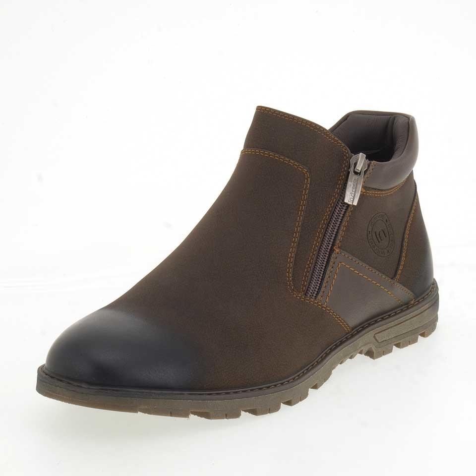 Ботинки INSTREET _ 98-02MV-004GR коричневый