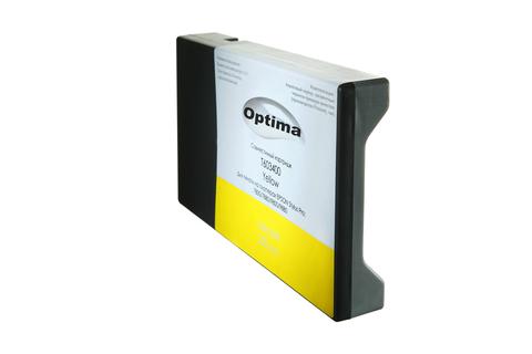 Картридж Optima для Epson 7800/9800 C13T603100 Yellow 220 мл