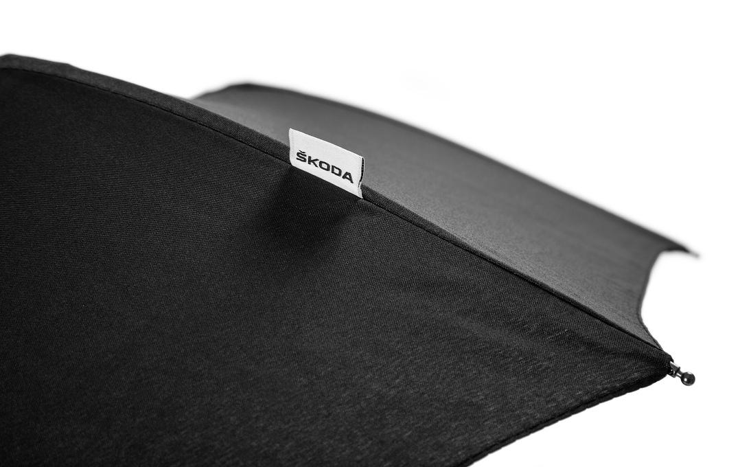Складной зонт Skoda Folding Umbrella