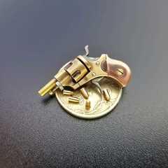 Miniature Micro revolver