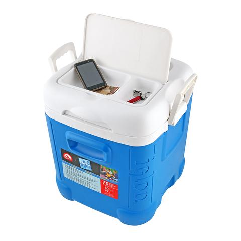 Изотермический контейнер (термобокс) Igloo Ice Cube 14 Cyan (11 л.), синий