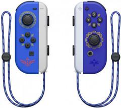 Набор контроллеров Joy-Con (Nintendo Switch, издание The Legend of Zelda: Skyward Sword)