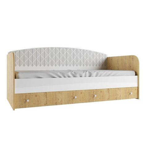 Кровать Сканди с ящиками (МБ)