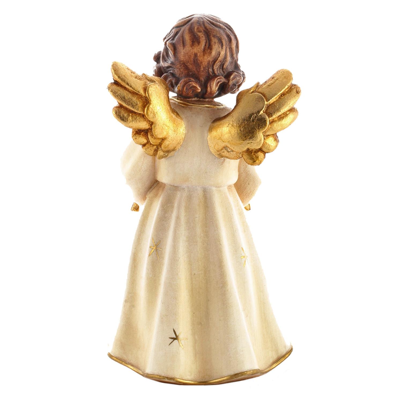Ангел Бэл с кольцами