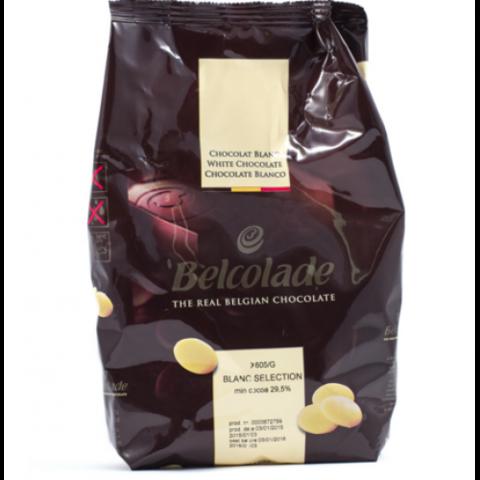 Белый шоколад Белколад / Belcolade Бланш Селексьон