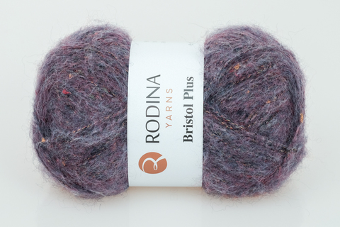 Пряжа BRISTOL PLUS Rodina Yarns