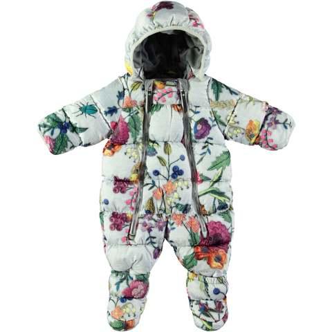 Комбинезон Molo Hebe Flower Embroidery купить в интернет-магазине Мама Любит!