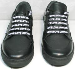 Стильные кроссовки женские Rifelini by Rovigo 121-1 All Black