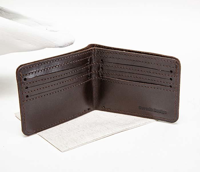 WB193-2 Мужской кошелек с изображением Дарта Вейдера, «Boroda Design» фото 03