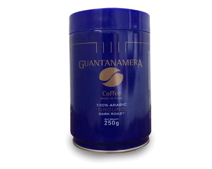 купить Кофе молотый Guantanamera Tueste Oscuro, 250 г ж/б