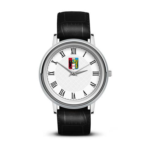 Сувенирные наручные часы с надписью Хабаровск watch 9