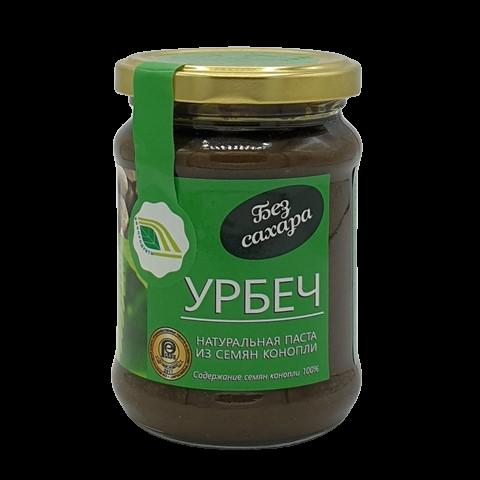 Урбеч натуральная паста из семян конопли БИОПРОДУКТ