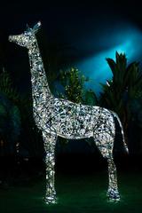 Световой Жираф