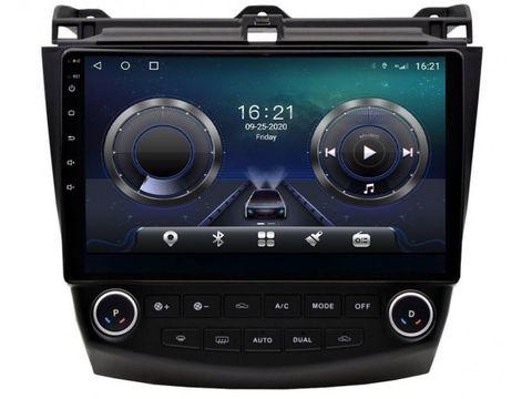 Магнитола для Honda Accord (02-07) Android 10 6/128GB IPS DSP 4G модель CB-3180TS10