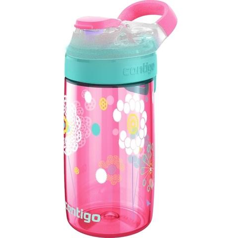 Бутылочка детская Contigo Gizmo Sip (0,42 литра), розовая