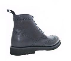 Высокие кожаные ботинки Barcly 23888