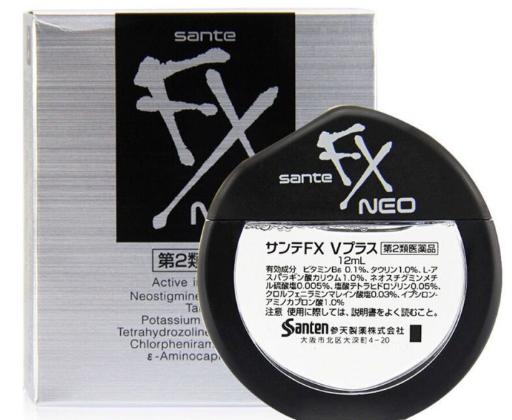 Sante FX Neo капли для глаз 12мл
